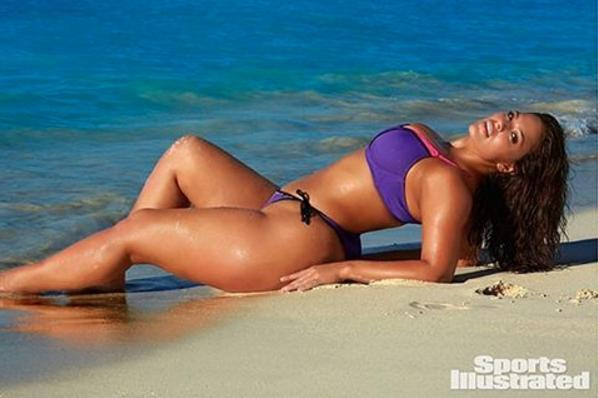 Plus-size-model-Ashley-Graham-nabs-Sports-Illustrated-swimsuit-spread