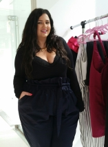 Crystal Coons, blogger at Sometimes Glam and founder of upcoming clothing line Astra Signature